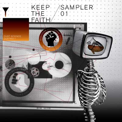 [dustv011] Keep The Faith – Dust Sampler 1 by Various Artists