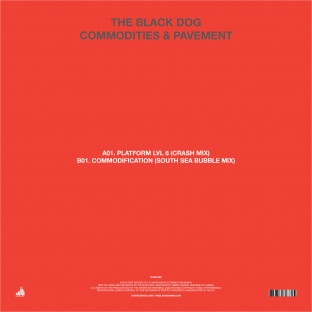 [dustv050] Commodities & Pavement by The Black Dog